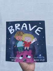 BOOK REVIEW: Brave by Kathleen Davis