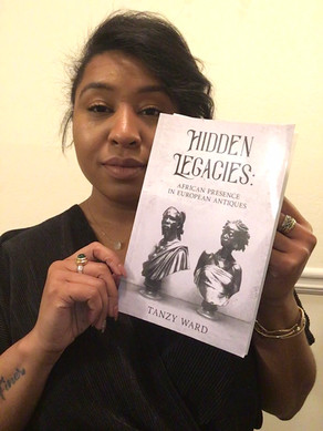 BOOK REVIEW: Hidden Legacies: African Presence in European Antiques by Tanzy Ward