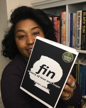 BOOK REVIEW: Fin: A Story of Love and Hope by Gamal C Williams