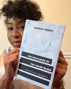 BOOK REVIEW: The Brilliance of the Color Black Through the Eyes of Art Collectors by Charles Moore