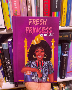 BOOK REVIEW: Fresh Princess of Bel-Air by Tameka Hanley