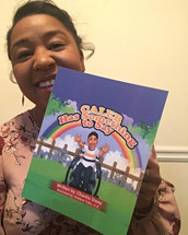 BOOK REVIEW: Caleb Has Something to Say by Chanita Stone