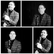 Stephan O'Goodson Jazz Singer