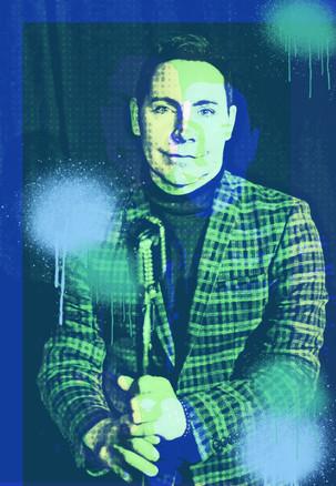 Stephan O'Goodson - jazz singer and song writer