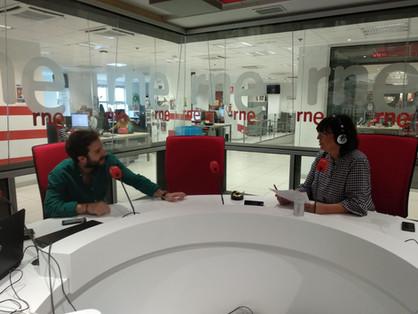 Chico Pérez en Radio 5