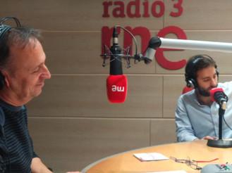 Chico Pérez en Radio3