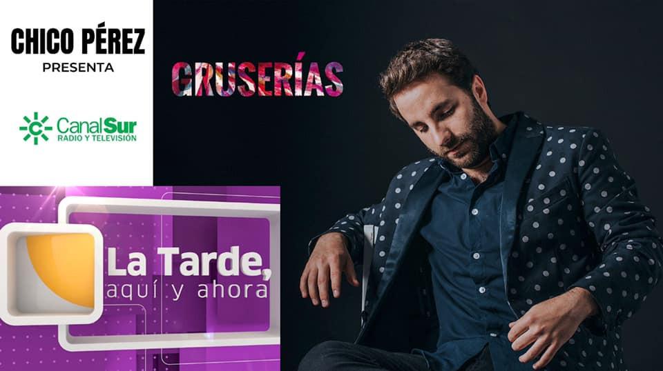 Chico Pérez en Canal Sur TV
