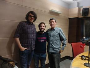Chico Pérez en RNE