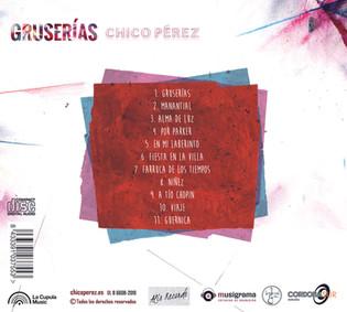 Contraportada CD Gruserías