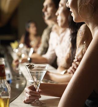 Martinis sulla barra