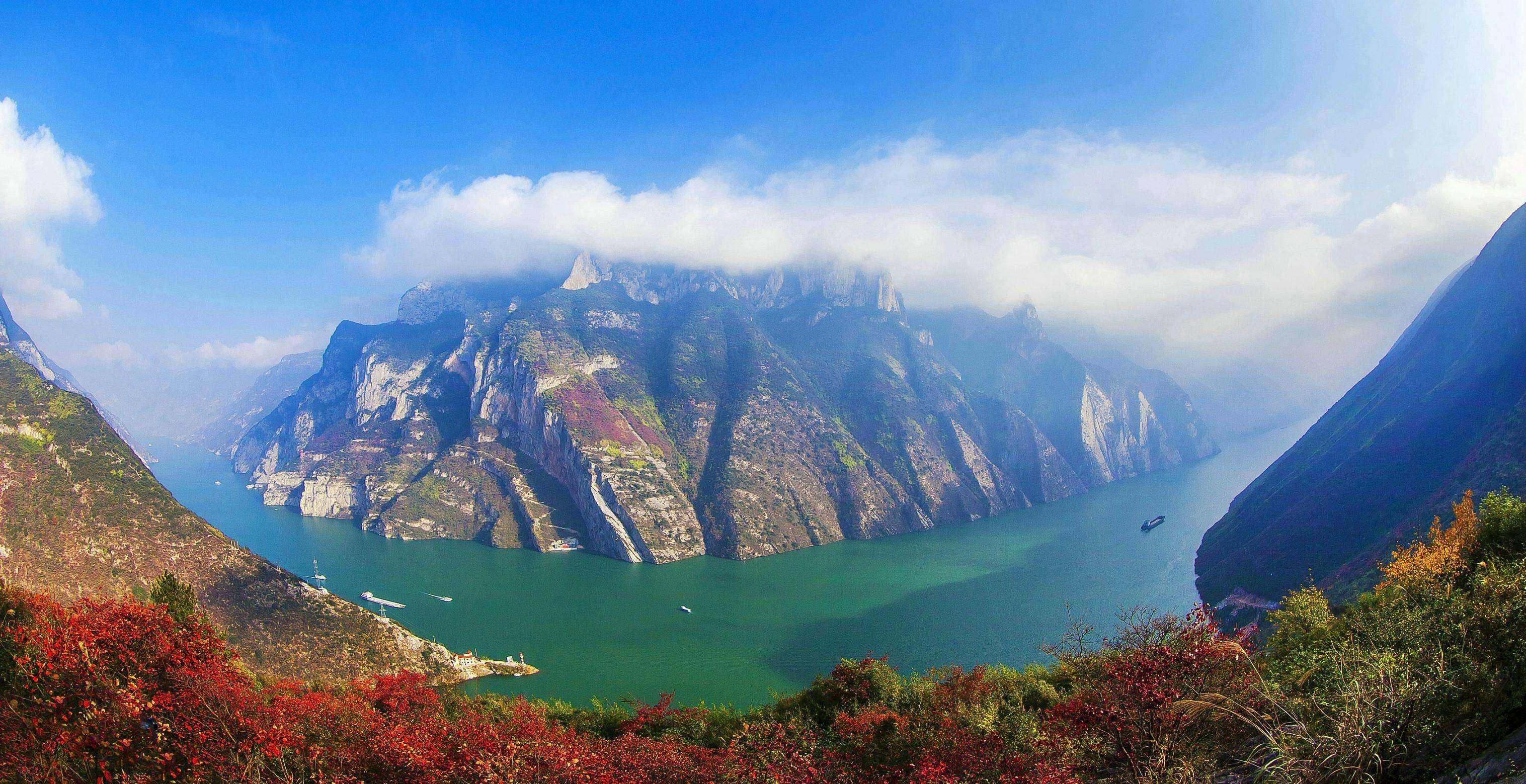 Magnificent Wu Gorge