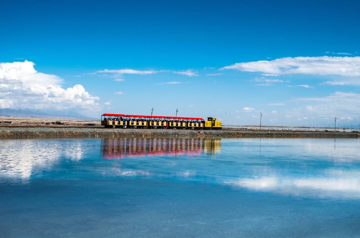 Sightseeing little train