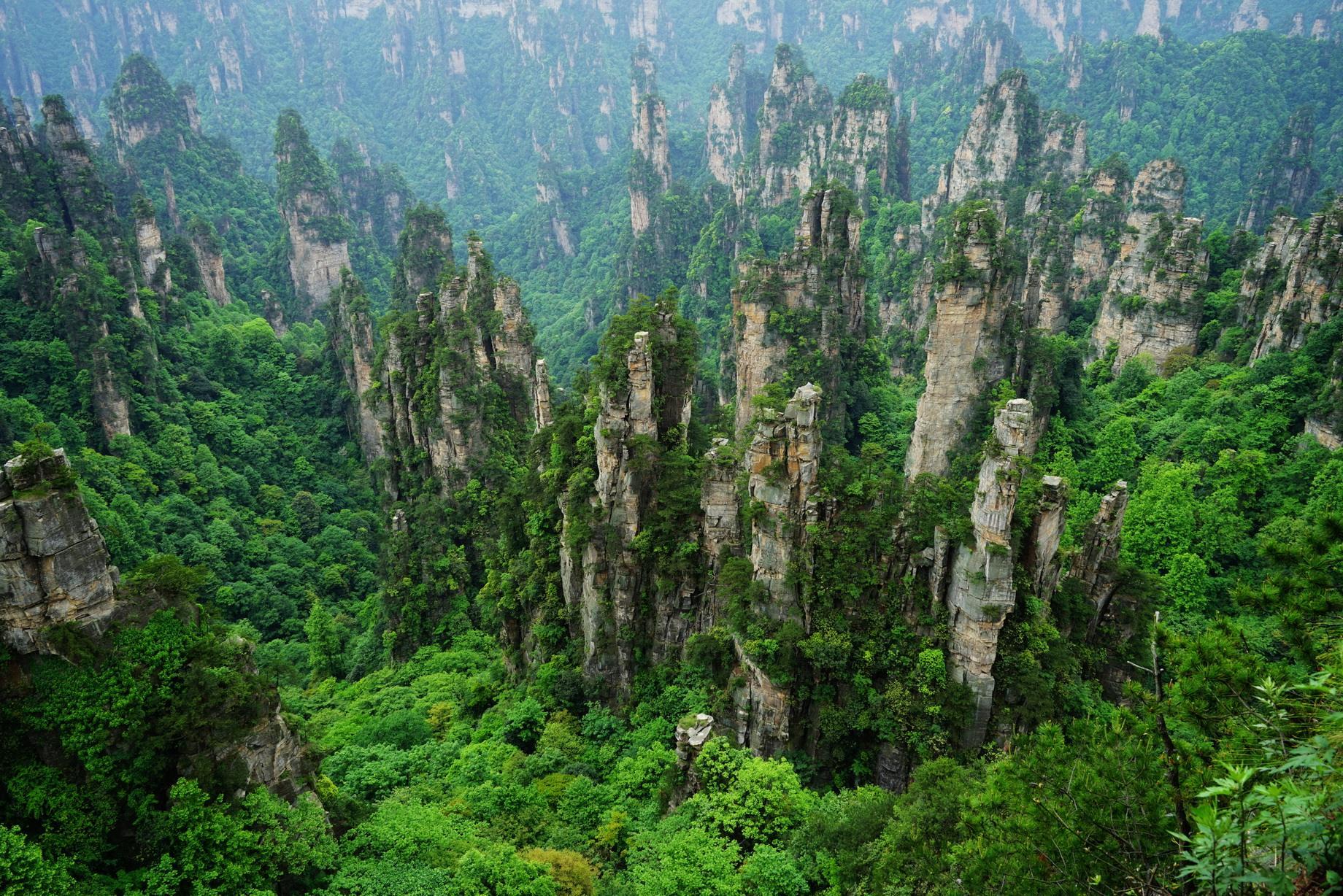 Zhangjiajie-Photographer's Paradise