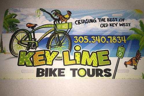 KLBT License Plate