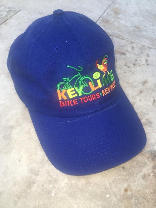 Key Lime Bike Tour Hat