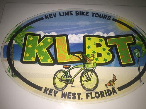 KLBT Sticker