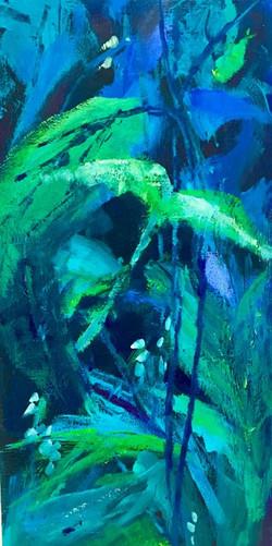 Tropical Greens & Blues