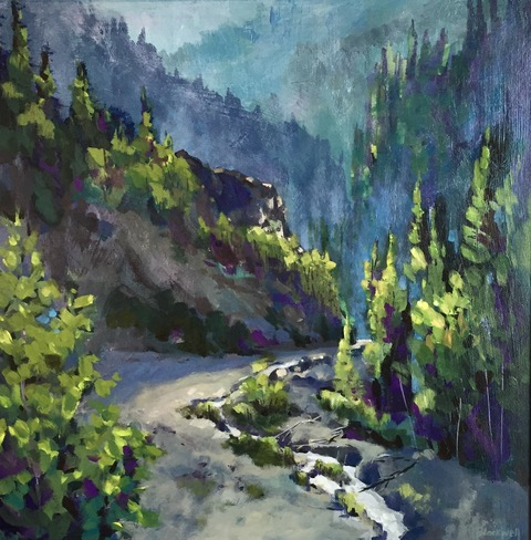 Kings Creek Canyon