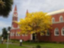 Grecia is noted for its unique church, Iglesia de la Nuestra Señora de las Mercedes