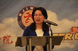 Minister Xu Xueyuan