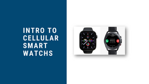 Be Safe and Be Free with a Connected Smart Watch.