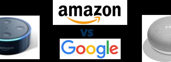 The Best Home Speaker for Seniors: Amazon's Echo Dot vs. Google Home Mini