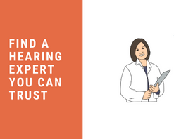 Q#2:  How Do I Find a Hearing Professional?