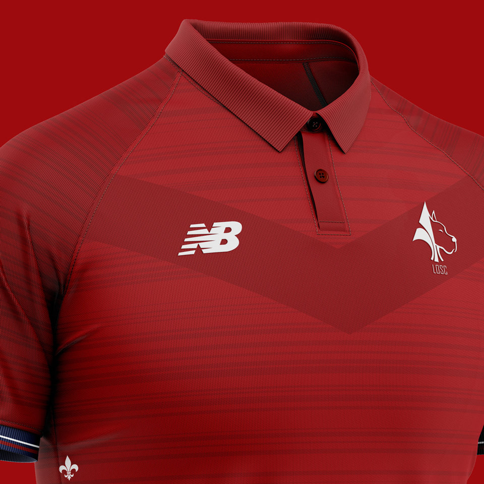 VZOOM-JERSEY-FOOTBALL-CONCEPT-LOSC-ROUGE