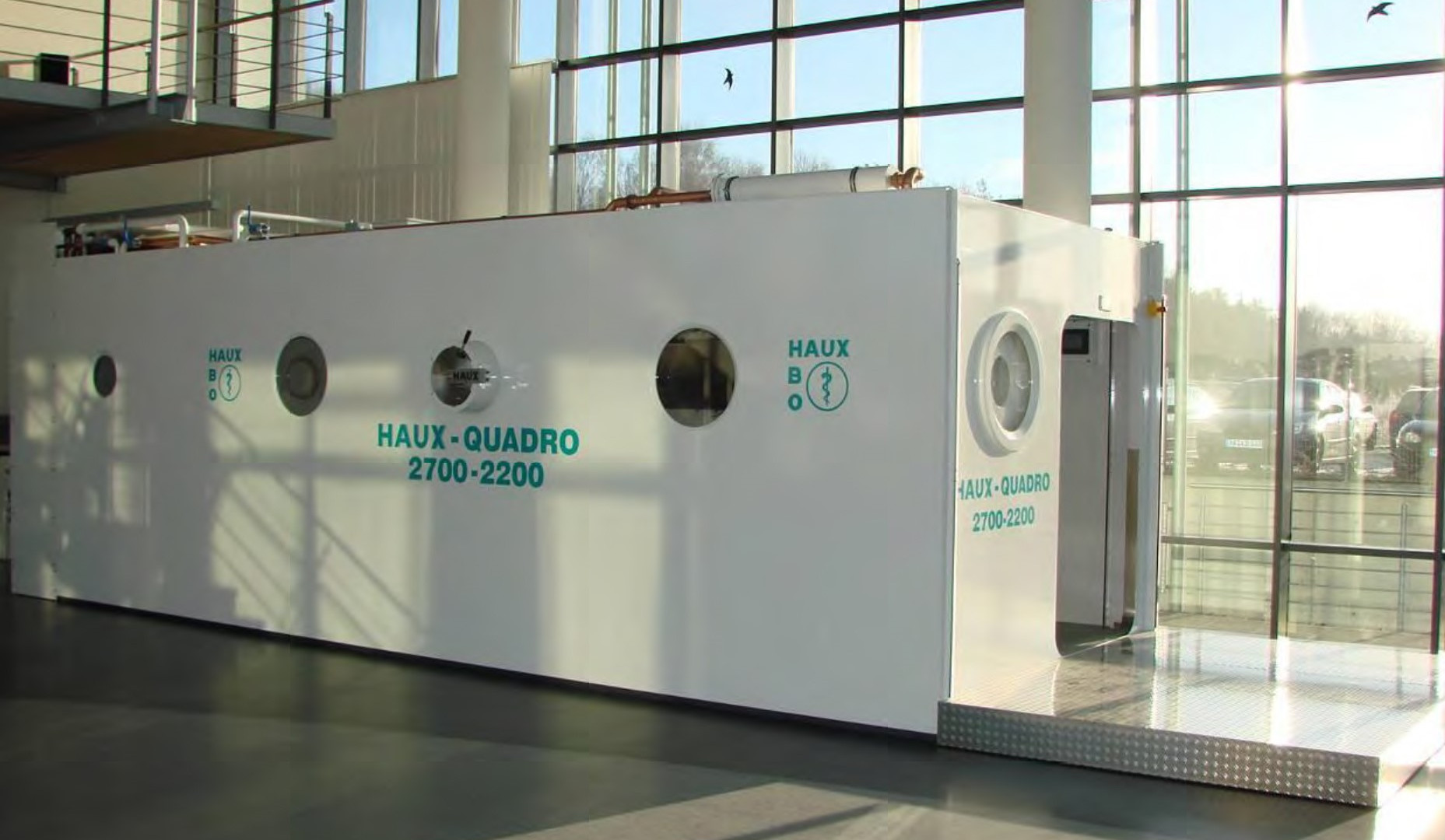 Haux Quadro 2700-2200
