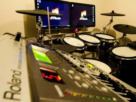 Drum Lessons - Melbourne Drum Studio