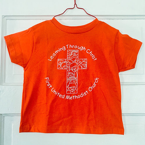 Size Extra Small (4) School T-Shirt