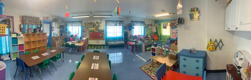 Blue Room VPK Classroom