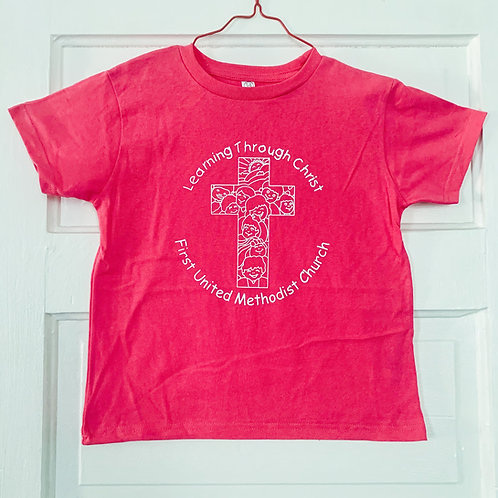 Size Medium (7) School T-Shirt
