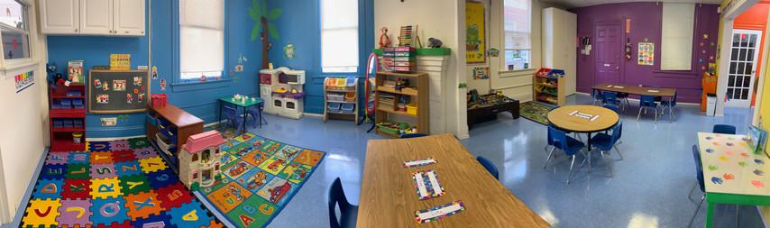 Red Room VPK Classroom
