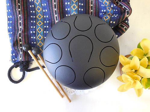"8"" Steel Tongue Drum"