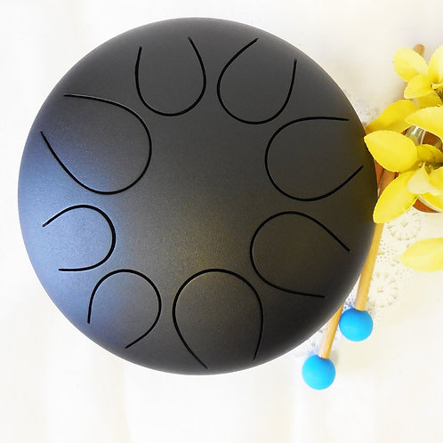 10in Special Notes Steel Tongue  Drum