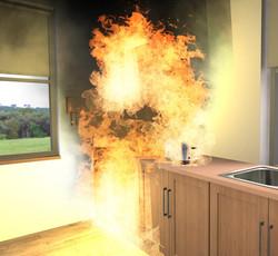 Fire Safety Scenario