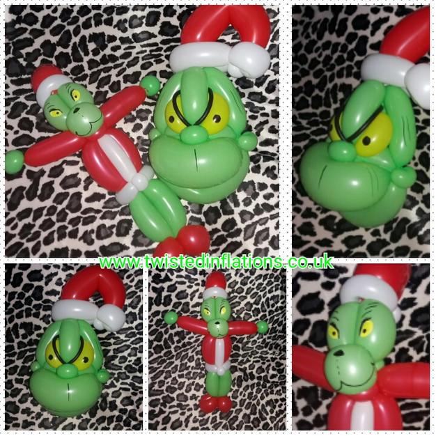 Grinch from £5