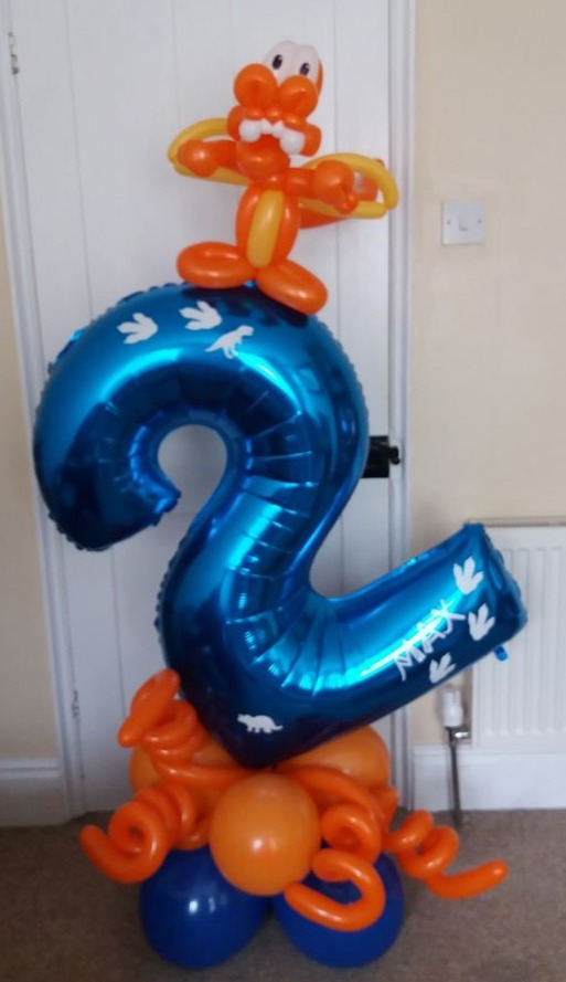 dragon theme large number £20