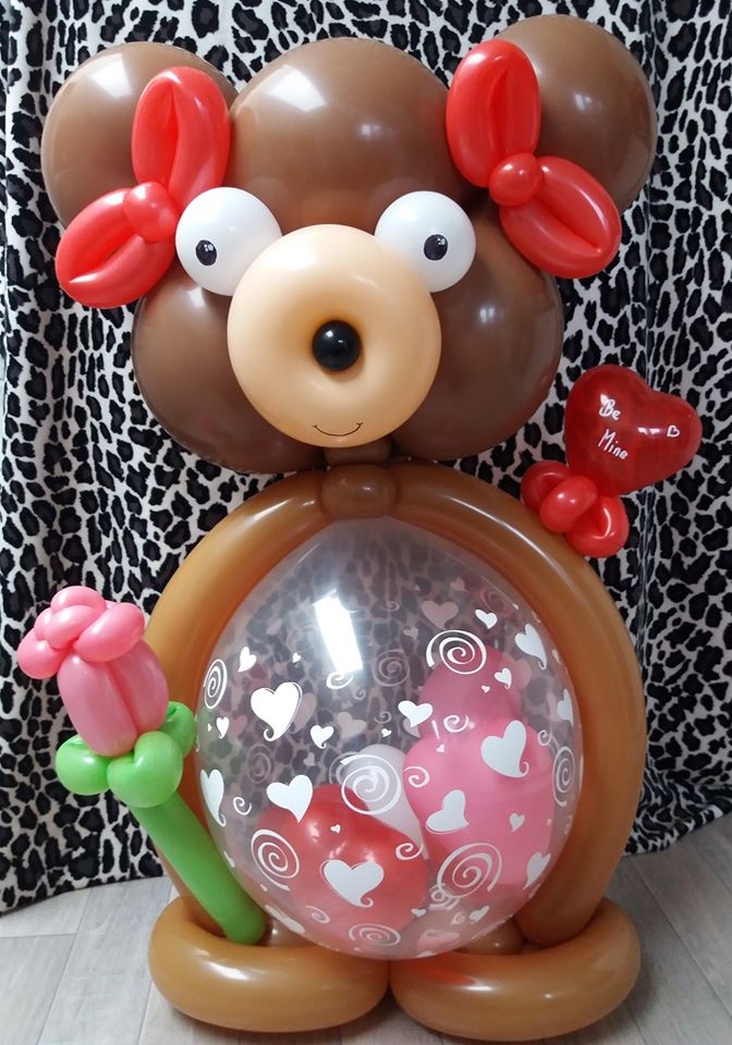 Gift filled bear from £20