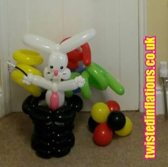 magic rabbit £15