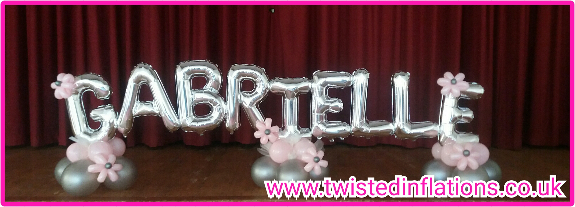 Name Arch from £15