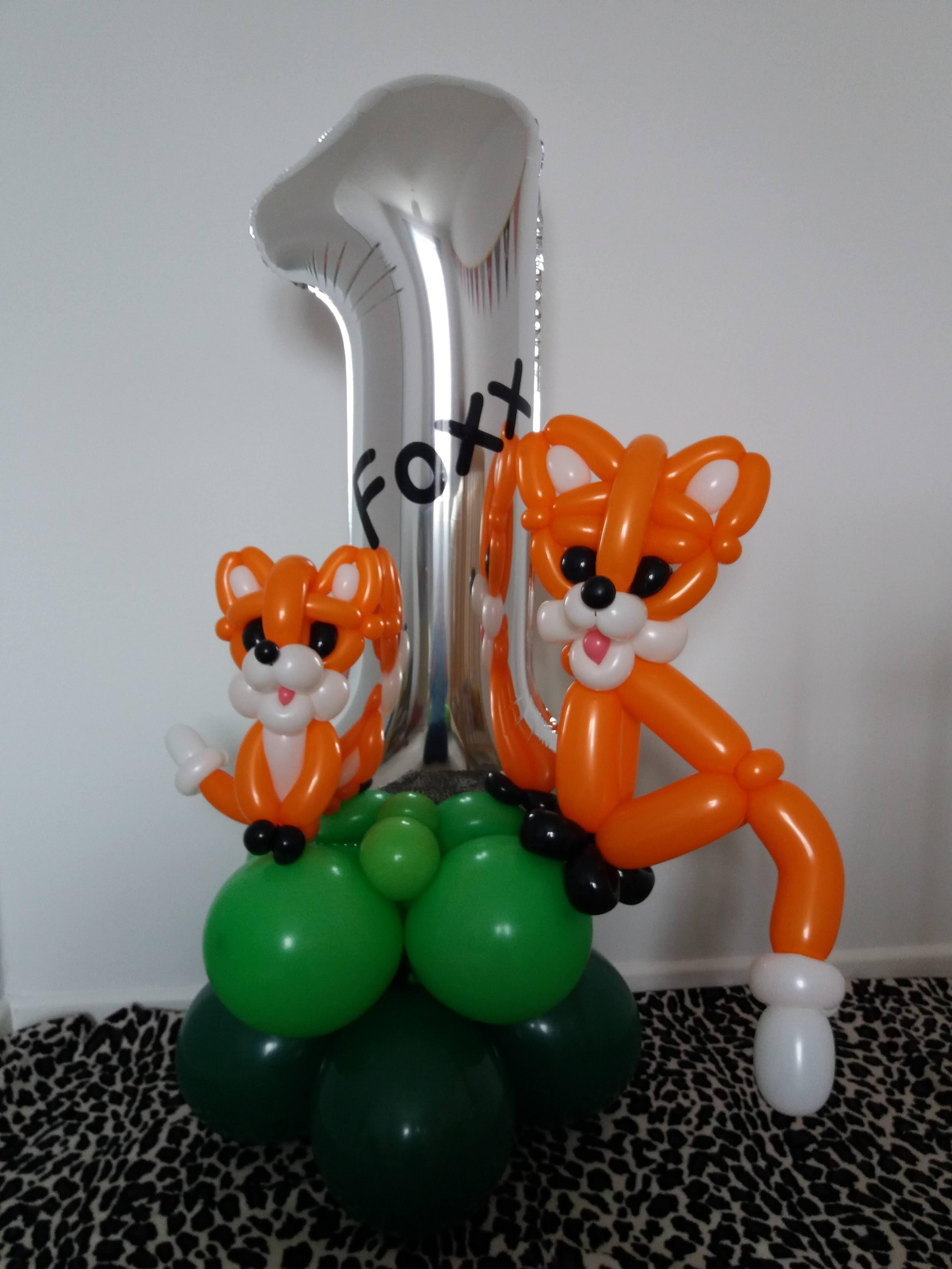 Fox £25 (1 fox £20)