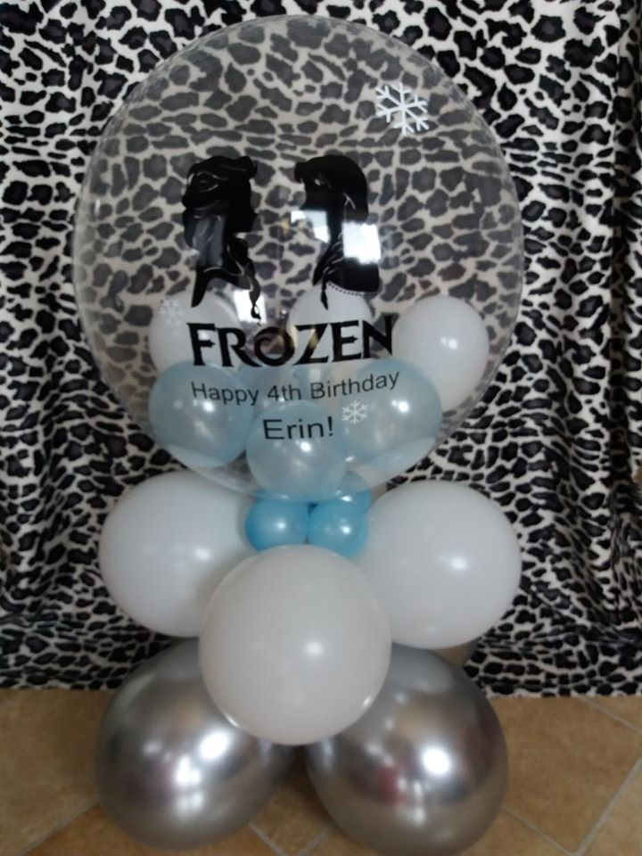 frozen bubble £15