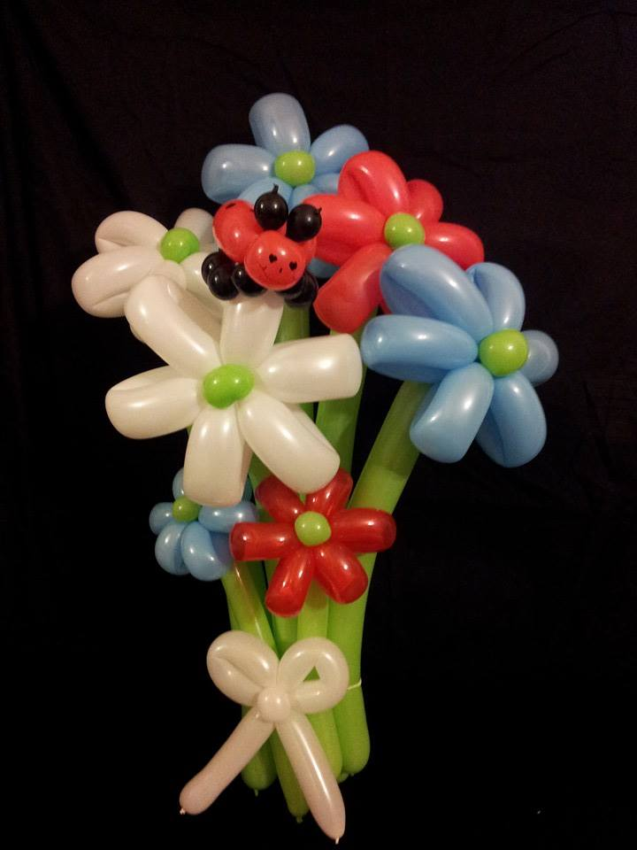 FLOWERS 7 with bug £20