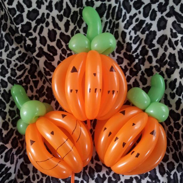 twisted pumpkin £2 each