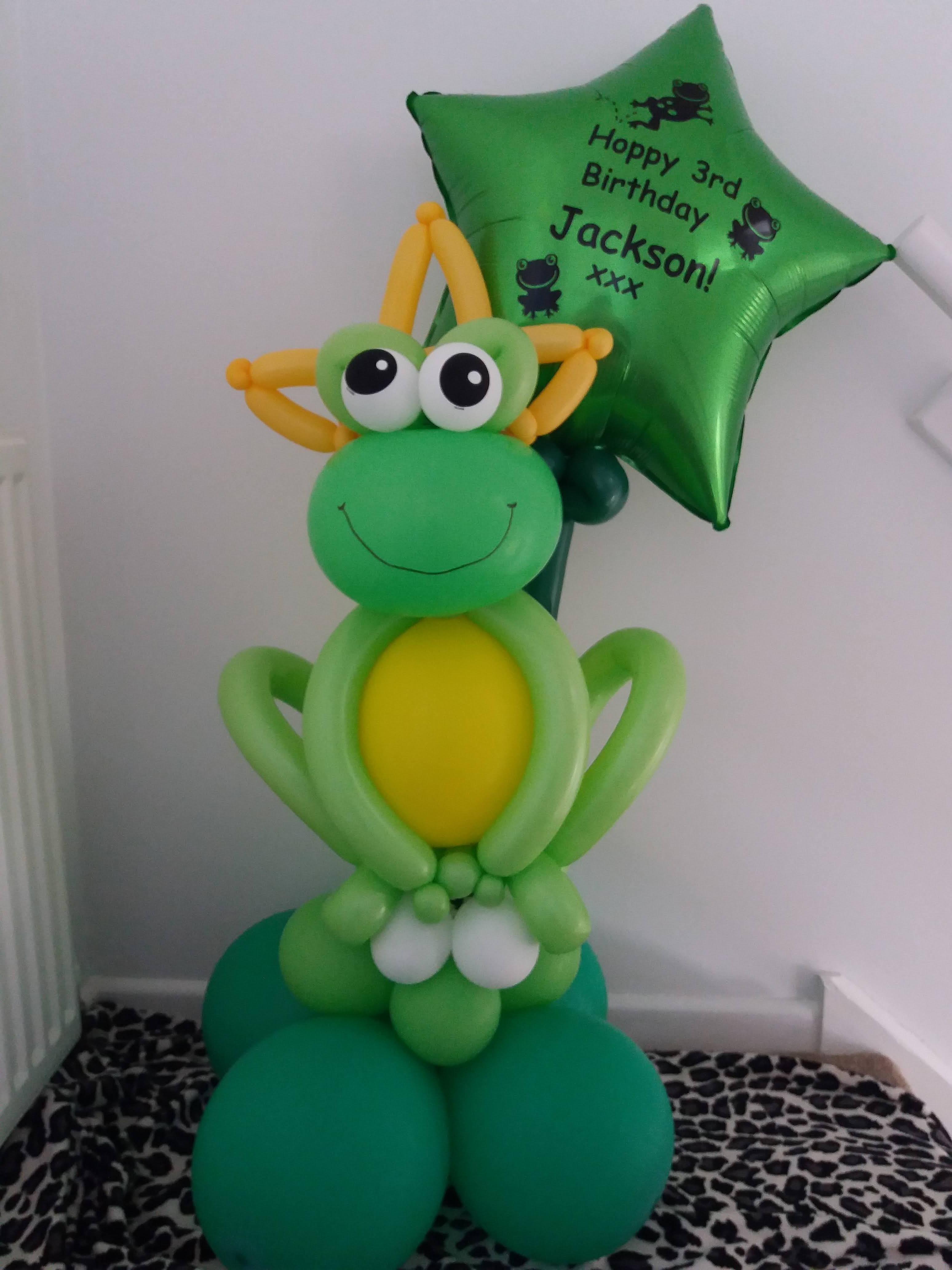 frog star display £20