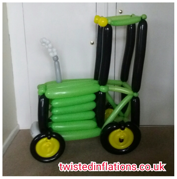Large Tractor £25