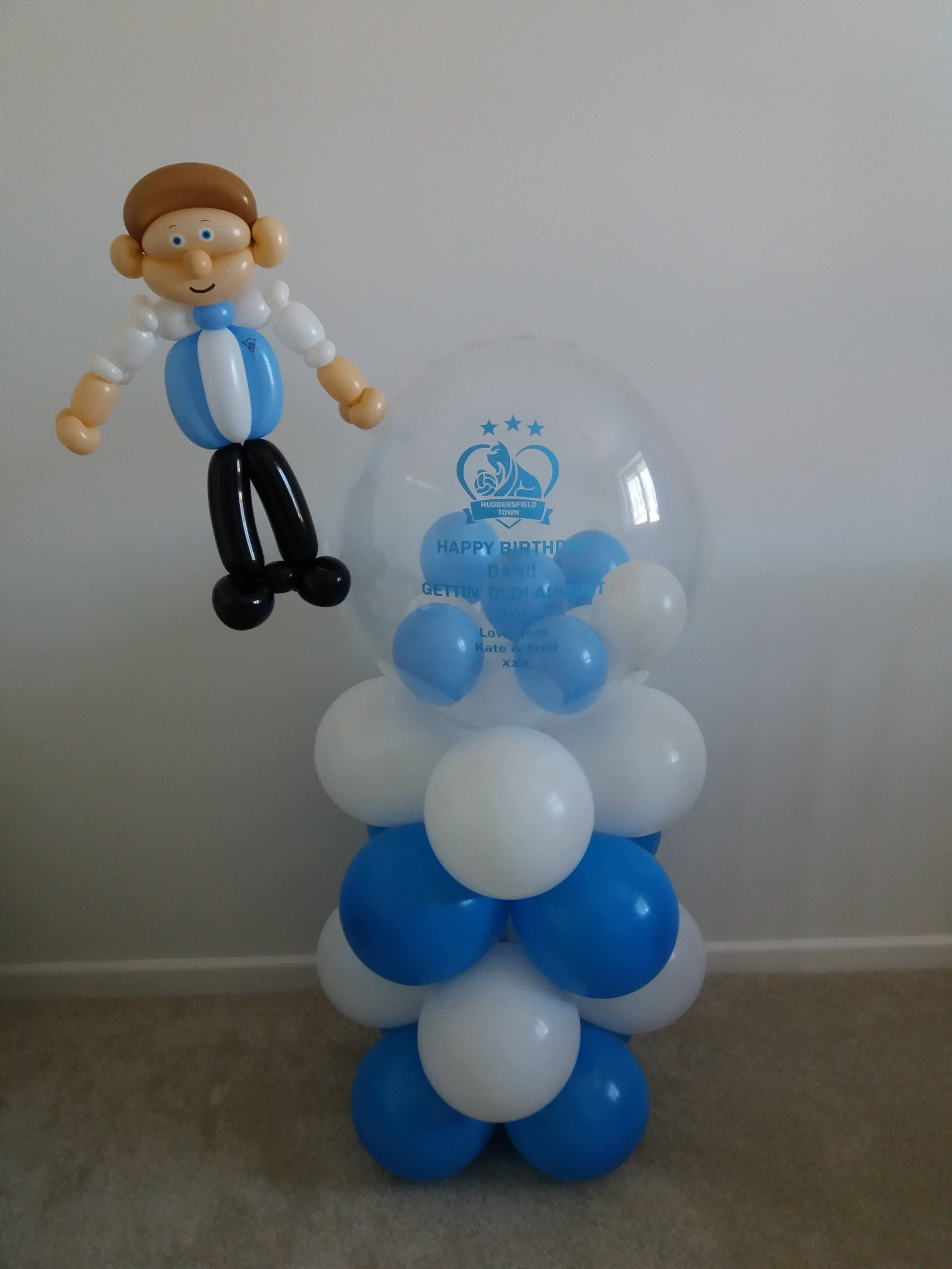 football bubble mini tower £22