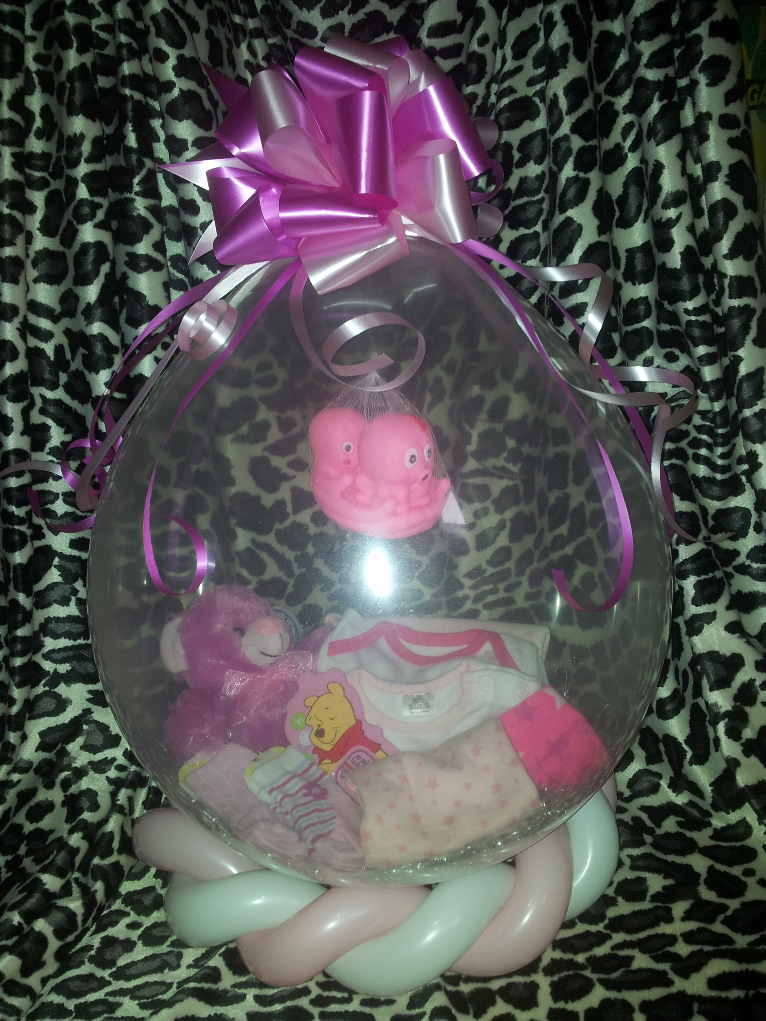 BABY SHOWER BALLOON £20